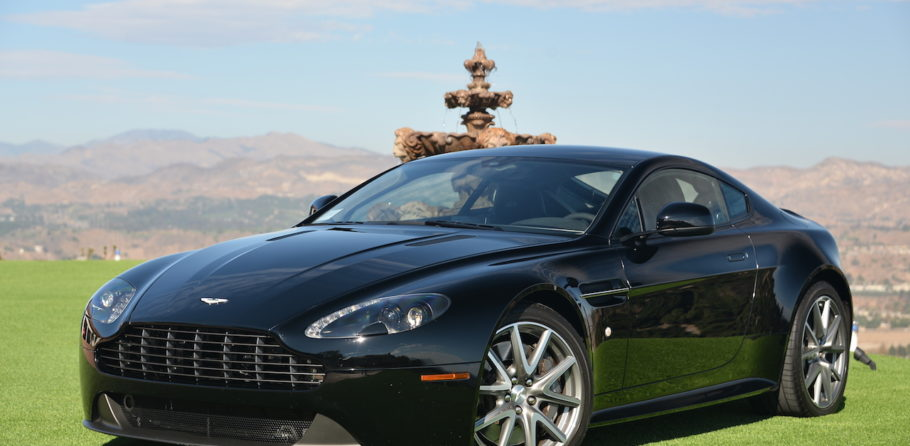 Aston Martin Vantage Speed Lease For MoTx Exotic Car - Lease aston martin vantage